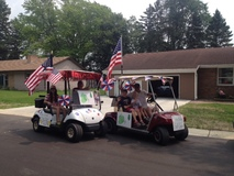 Brandon mn, summerfest parade, Brandon, brandon golf, pete wood, kevin lanners